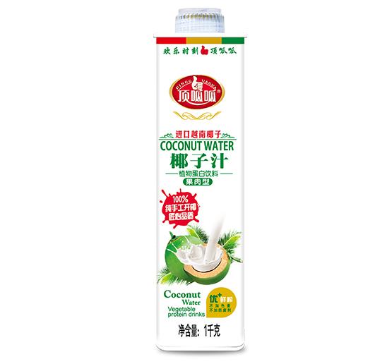 椰子汁饮料代工