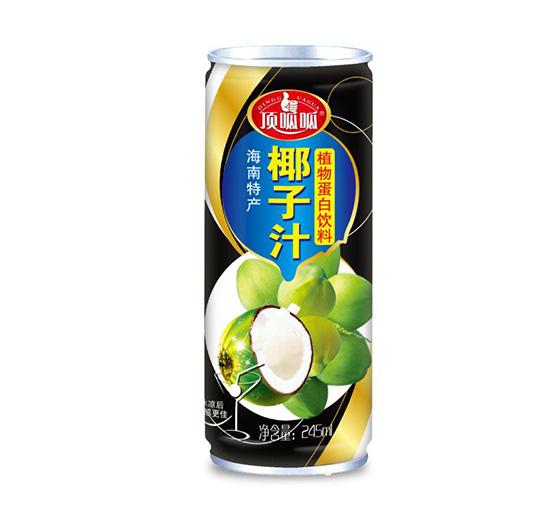 椰子汁饮料贴牌