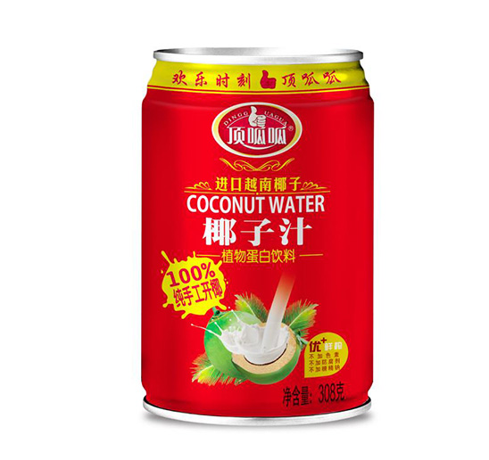 椰子汁饮料加工