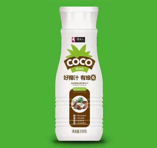 红枣椰汁饮品