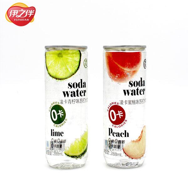 288ml果汁味苏打水
