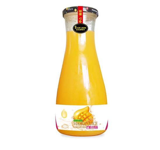 芒果汁饮品