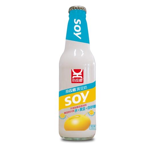 豆奶饮料贴牌