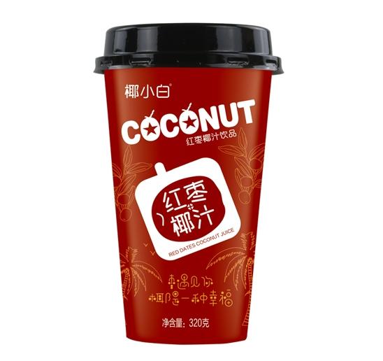 杯装红枣椰汁饮料贴牌