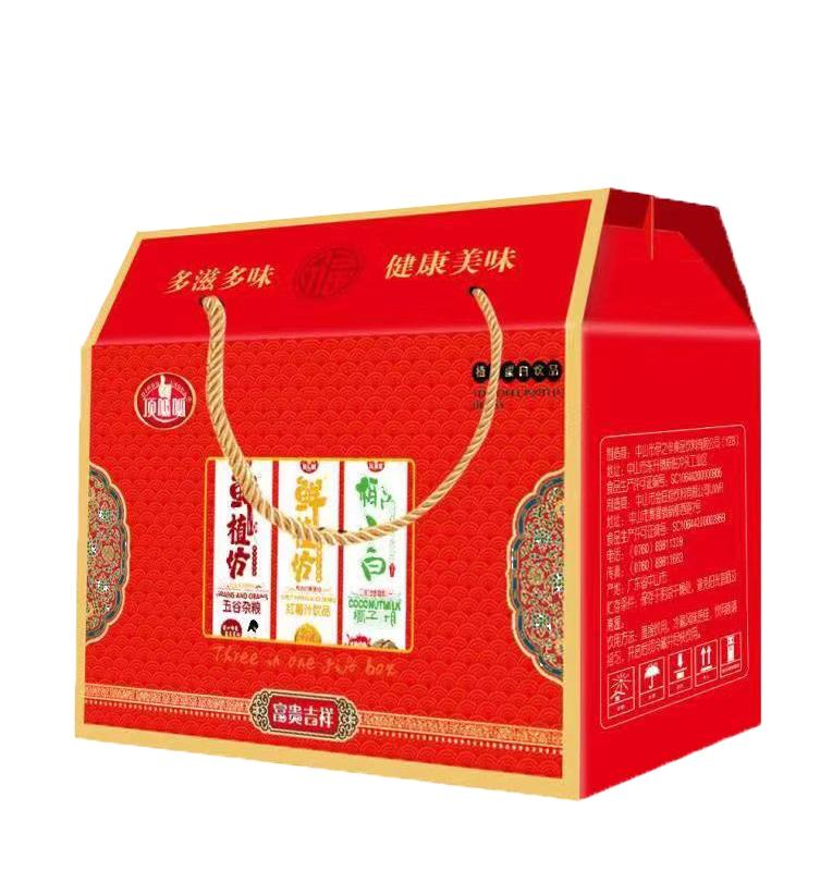 天津礼盒椰汁