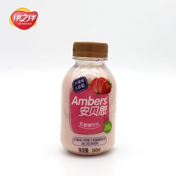 水蜜桃&草莓乳酸菌