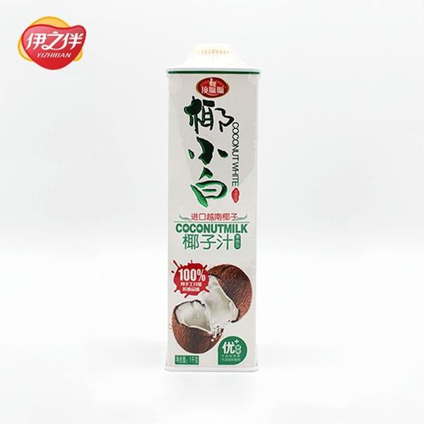 1千克椰小白椰子汁
